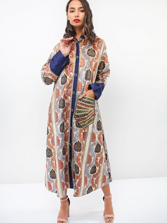 Beads Sequins Jalabiya-Sara Arabia