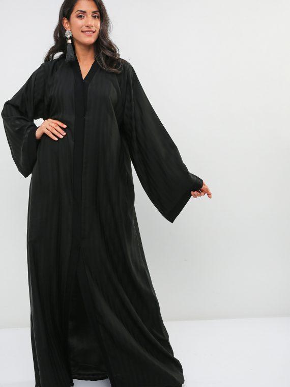 Classic Cut Abaya-Haya