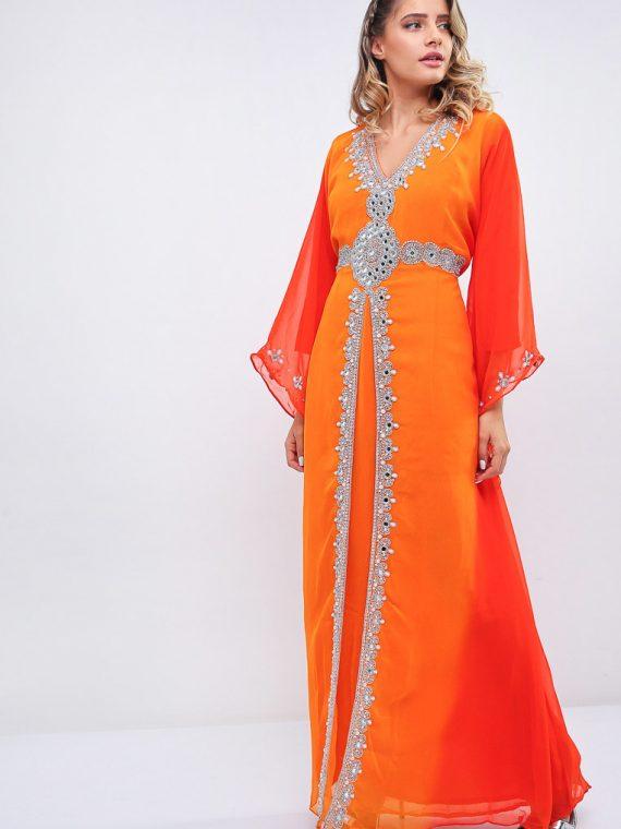 Embellished Jalabiya-MST
