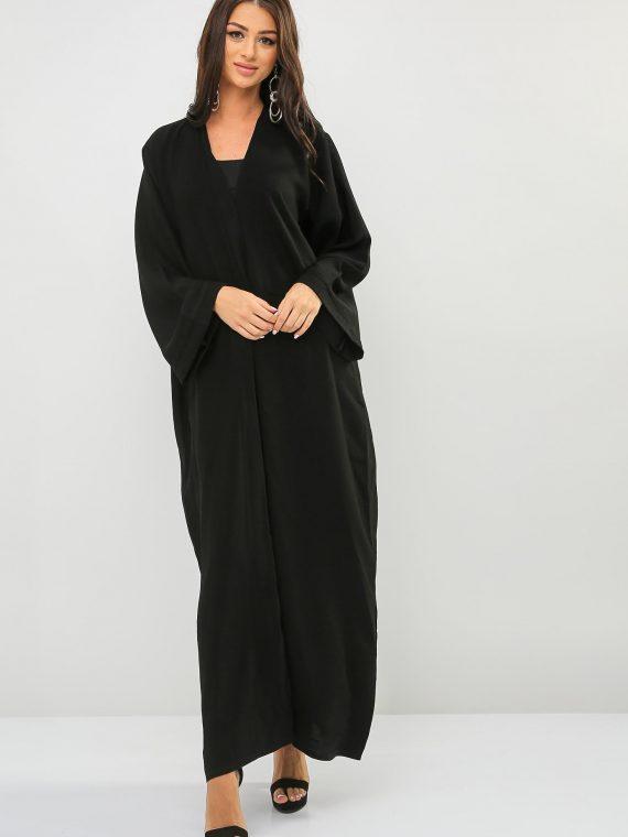 Embellished Pocket Style Abaya-Bousni