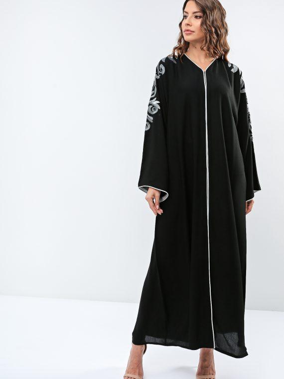 Embroidered Abaya-Haya