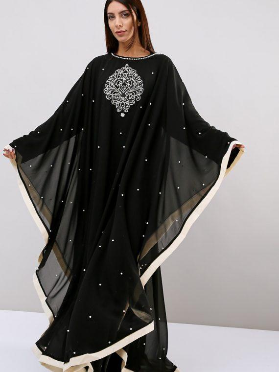 Pearl Mesh Jalabiyas-Bousni