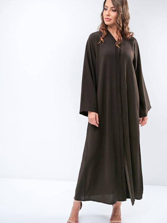 Plain Abaya-Roza