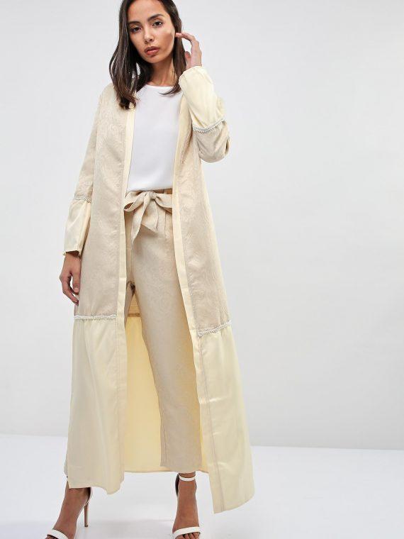 Side Slots Kimono-Rina