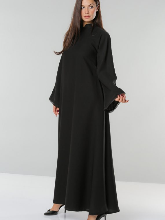 Wide Sleeves Abaya-Oxiwave
