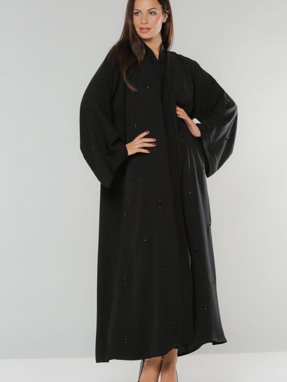Wide Sleeves Abaya-Oxiwave