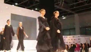 Bride Dubai  – Contemporary Abayas Fashion Show