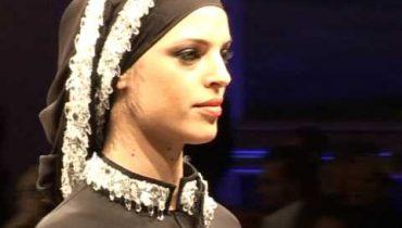 video-arabic-Oriental chic: French fashion designers rethink…