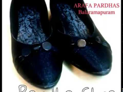 Abaya new model Pardha Shoe