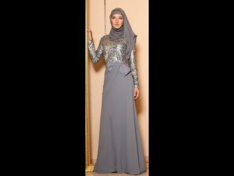 New Stylish Abaya Designs For Girls 2016-2017