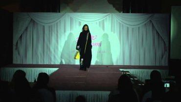 Nayomi Abaya Fashion Show