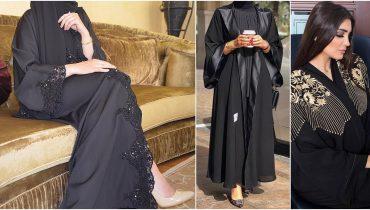 Dubai Party / Occasions Abaya Trend (Burqa) Designs – 2018
