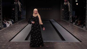 Annah Hariri at Modest Fashion Week Dubai