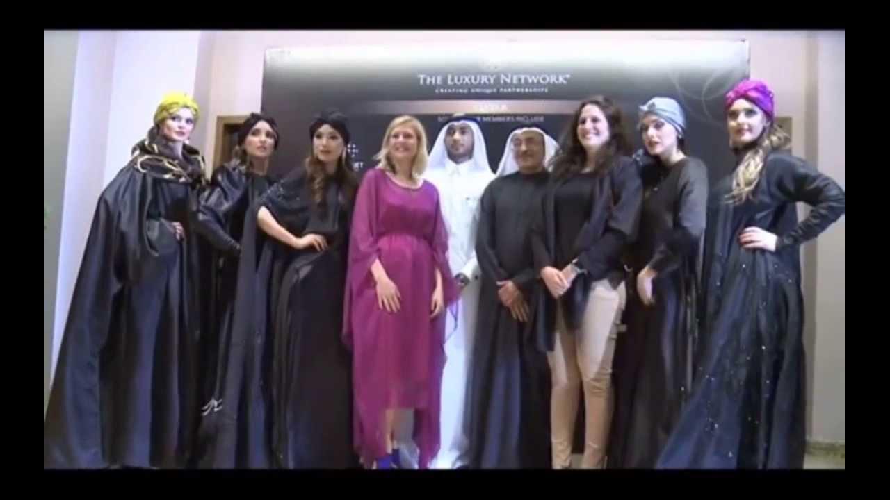 Luxury Fashion Show – Dibaj Abaya