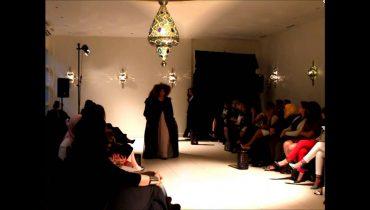 Abaya Fashion Show by Arabian Caftan