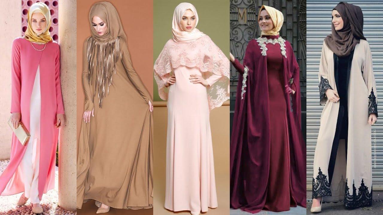 50 Stylish Abaya Design Collections || Latest Stylish Designer Abaya Design For Girls 2018