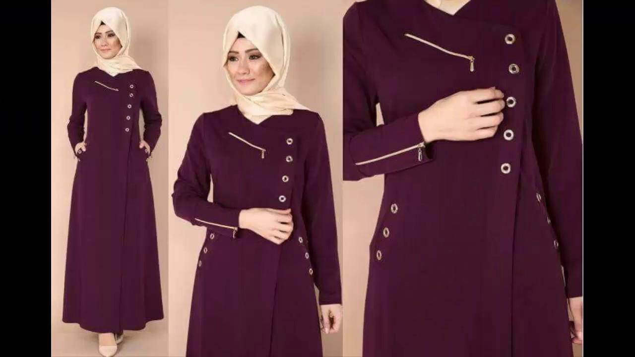 Latest Style of Abaya Designs and Gowns Fashion 2018 | Fashion Stylist