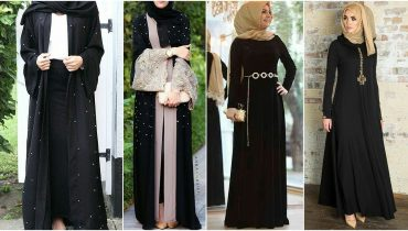 Middle East Abaya Trend (Burqa) Designs – Arabian Style 2018