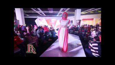 2014 Abaya Fashion Show in Kuala Lumpur BY: Rayannes Design