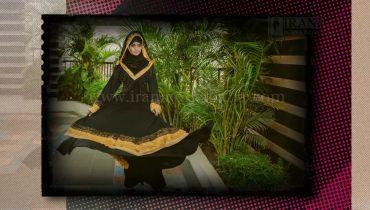 Designer Borka, Abaya, Hijab Collections 2017