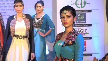 4. MOROCCAN Theme – INIFD Deccan Pune Annual Fashion Show 2016 – The Unbroken Bond