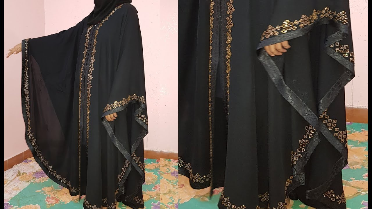 Fancy Abayas | Party Wear Style || Expensive Abaya Designs | Arabic Hijab