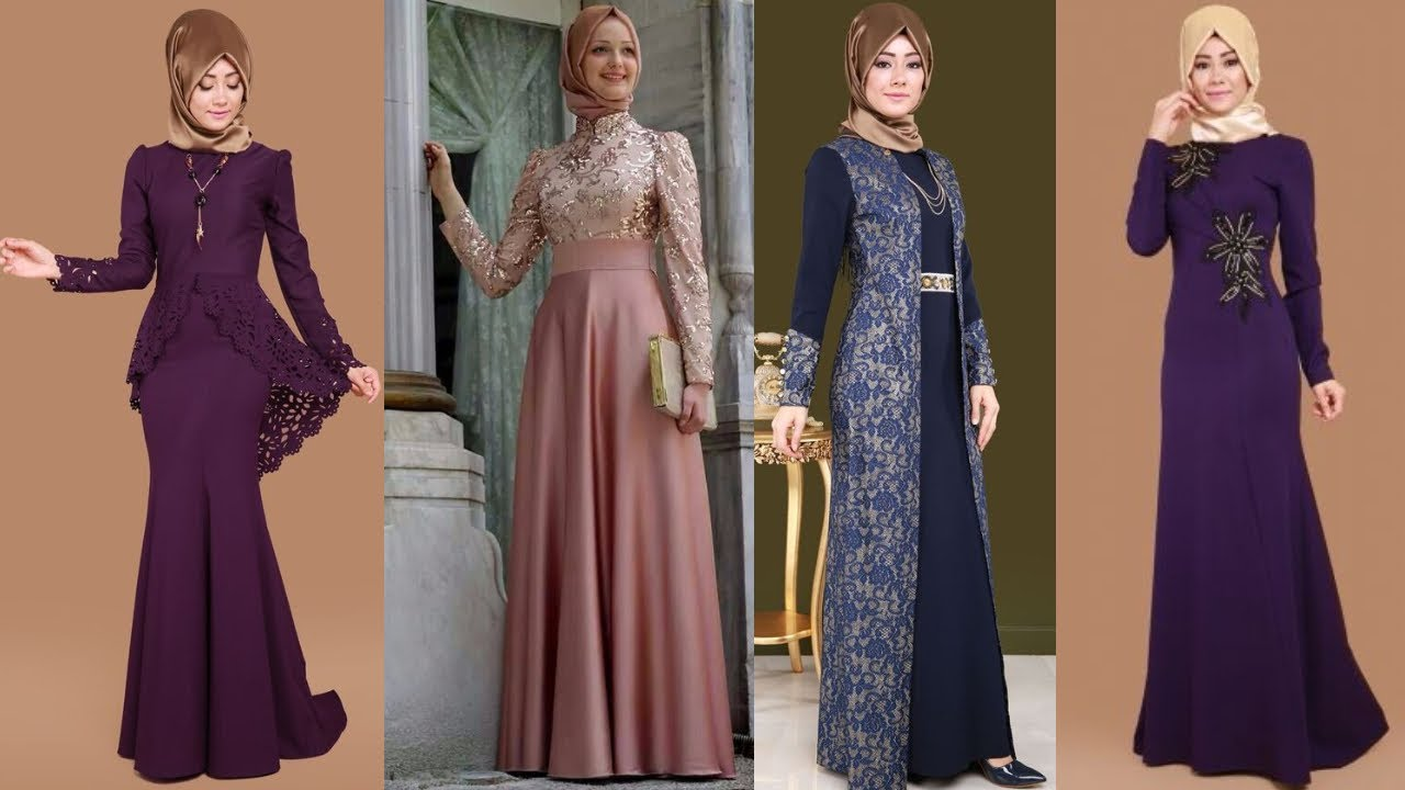 Abhaya Style Gown || Latest Style of Abaya Designs and Gowns || Party Wear Abaya Dress Designs