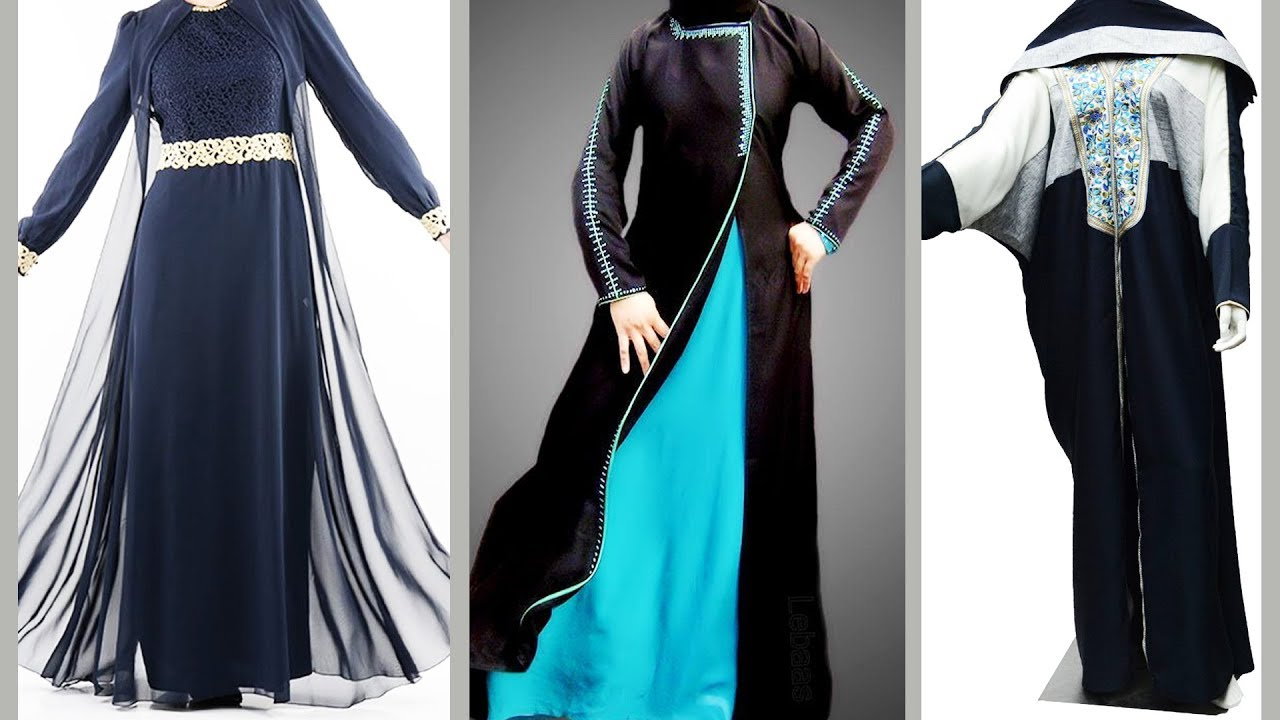 Abaya women Dubai Styles 2018-2019 – Ladies Abaya Designs
