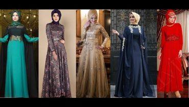 Latest and Stylish Abaya Designs 2017
