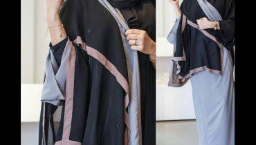 Latest Abaya Designs For Stylish Look 2016  2017 – أجمل عبايات مودرن – آخر موديل