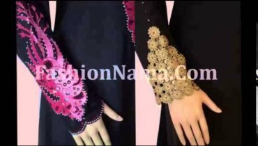 Latest Saudi Abaya Fashion for Women FashionNama.Com