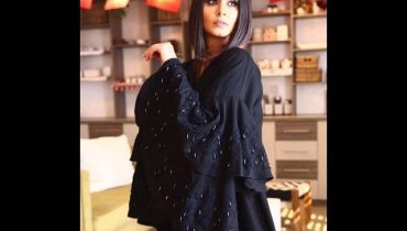 Bell And Double Bell  Sleeves Abaya Designs 2017
