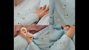 Stylish Abaya Designs 2017