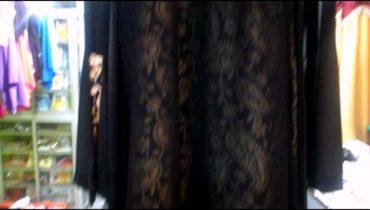 Abaya new model pardha