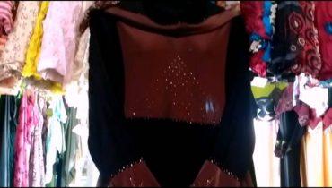 Abaya new model pardha (عباية)