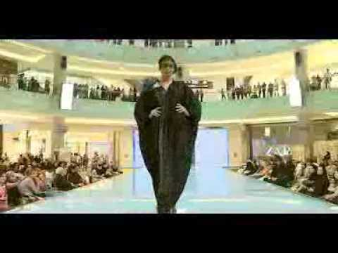 Sheila & Abaya Fashion Show – The Dubai Mall Part 4