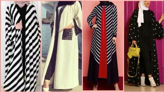 stylish Abaya designs collection / designer black Abaya/ Dubai  Abaya designs idea 2019