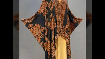 Top classic girls shirt kaftan style kaftan Abaya