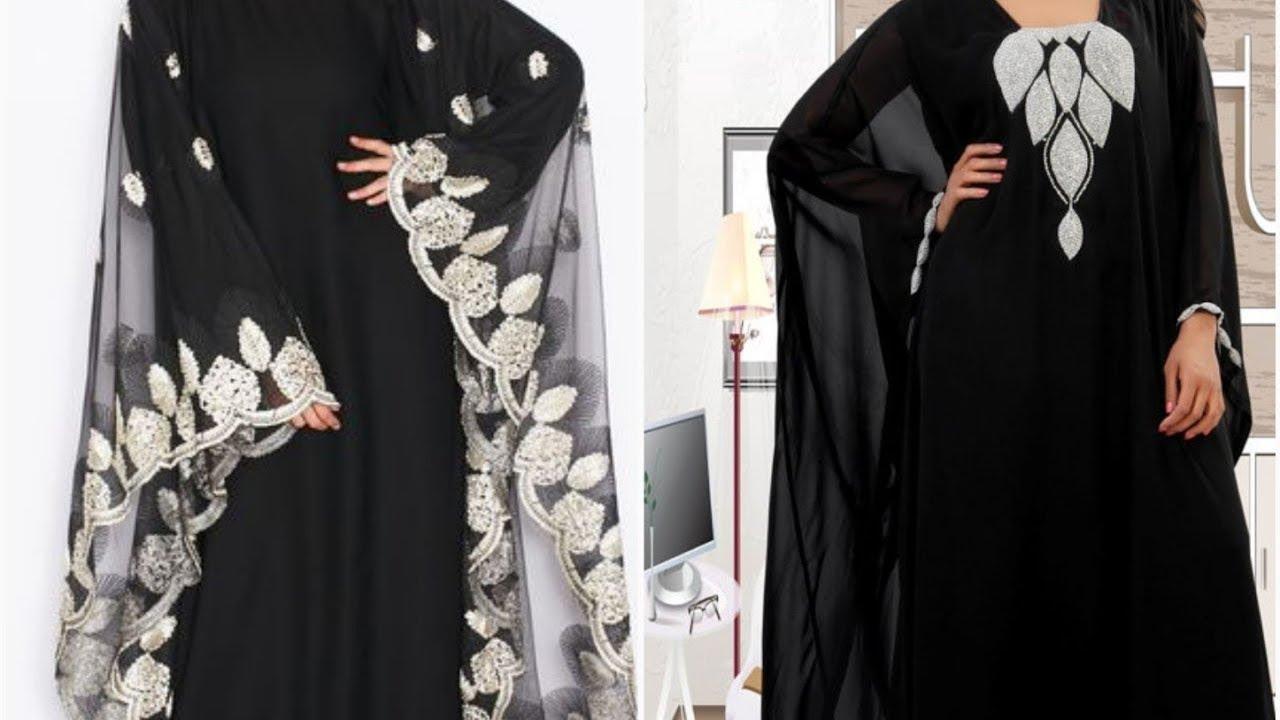 Saudi Abayas Style and Latest New Abaya Fashion 2019 ! New Saudi Abaya Designs
