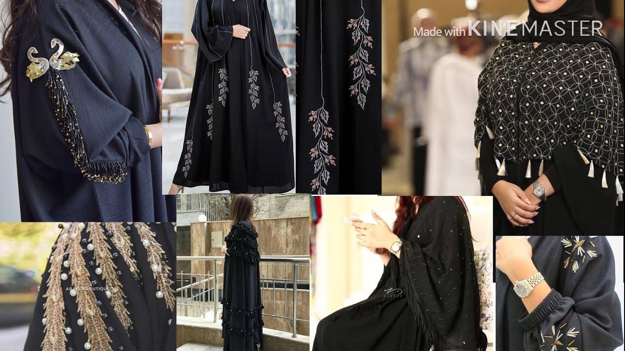 💯 Latest abaya sleeves#and latest abaya designs#dubai abaya# latest pardha designs# burka model