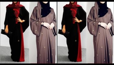Saudi Abayas Style and Latest Abaya Fashion 2019 ! Saudi Abaya Designs