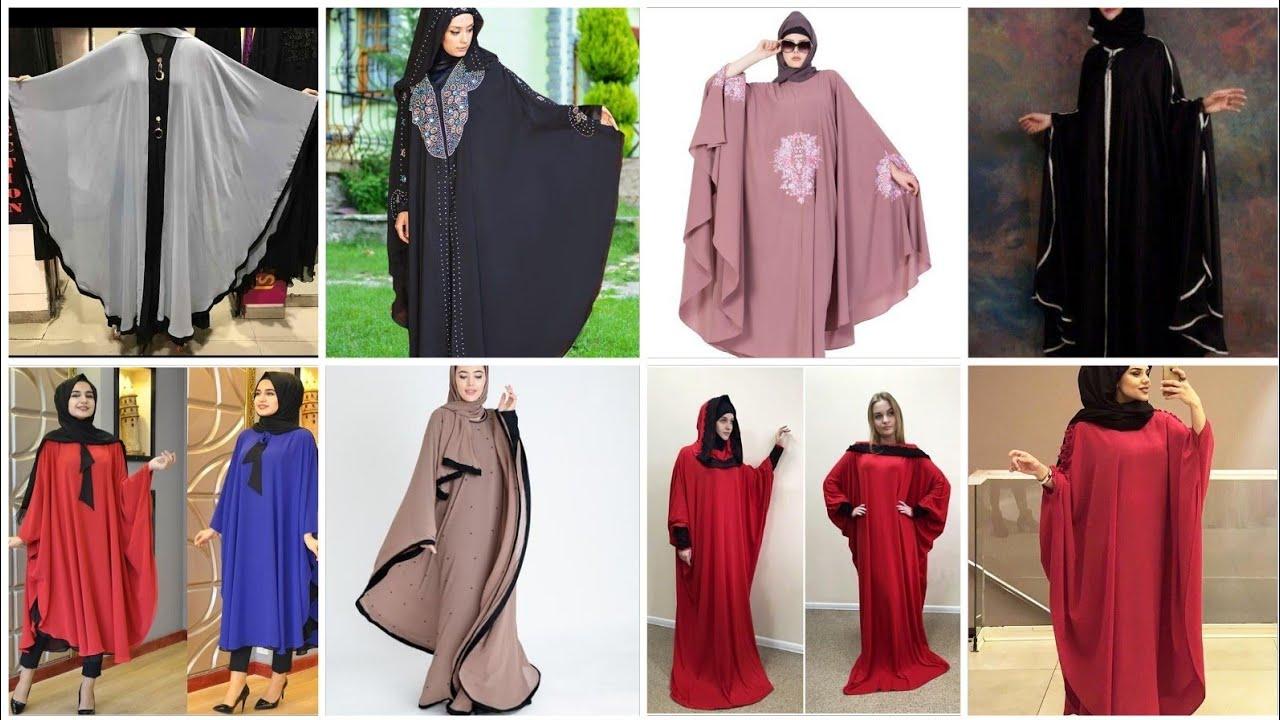 Long Abaya Caftan Designs 2019-2020