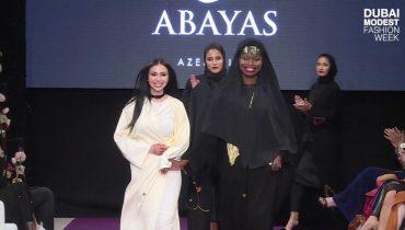 Lyaman Hajiyeva – Dubai Modest Fashion Week 2019
