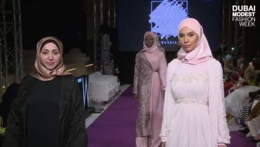 Mariyan Suleymanova – Dubai Modest Fashion Week 2019