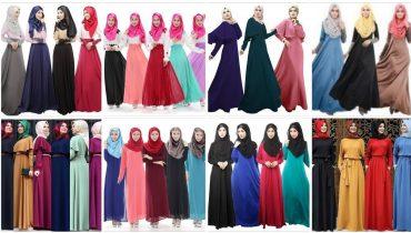100+ Abaya Designs 2019-2020