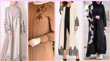 Top 60 Abaya Designs 2019/Arabic Hijab Burka Fashion/Dubai Abaya Collection
