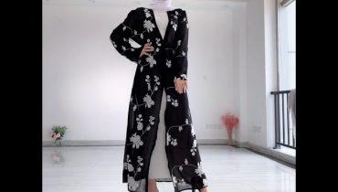 Florence Open Abaya