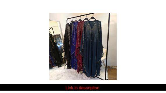 Eid Mubarak Dubai Abaya Kimono Muslim Hijab Dress Kaftan Abayas Islamic Clothing Ramadan Robe Afric