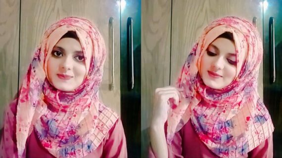 How to Wear Islamic Style Scarf | Hijab | Tutorial #3 | ALFIYA SHAIKH