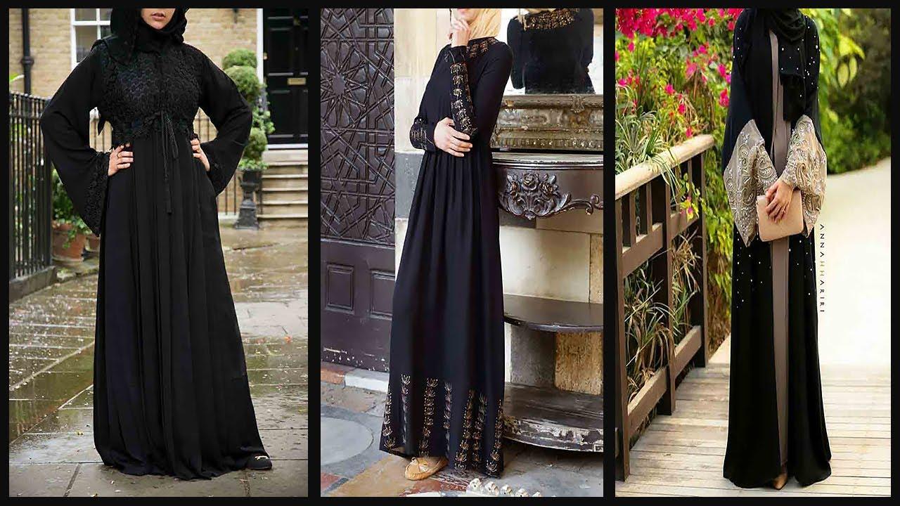 stylish abaya designs 2020/Beautiful abayas designs collection/Dubai abaya images collection 2020